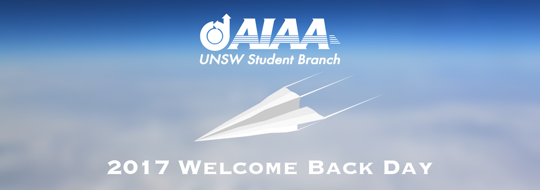 AIAA UNSW Arc@UNSW Welcome Back Day 2017