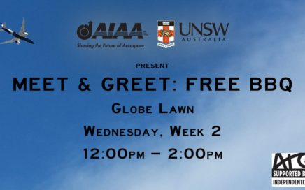 AIAA UNSW Meet and Greet