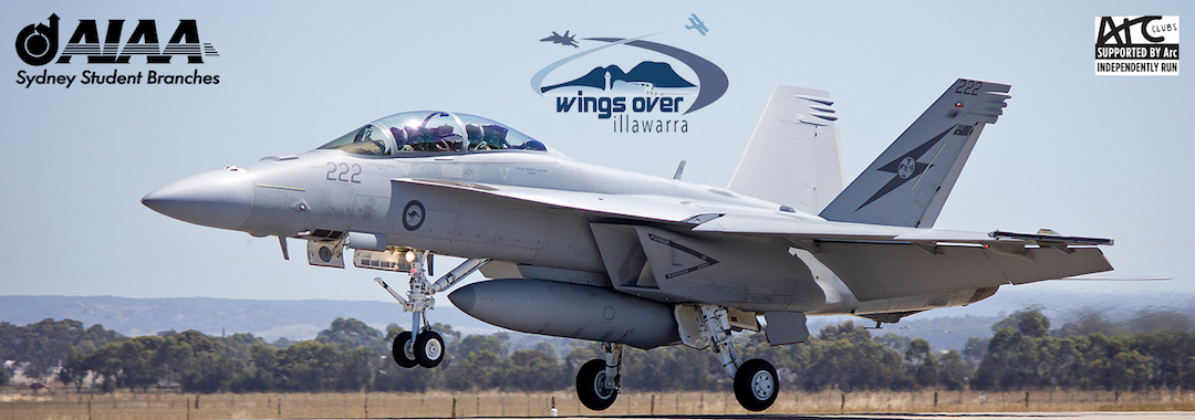 AIAA UNSW Wings Over Illawarra