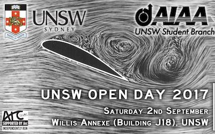 AIAA UNSW Open Day