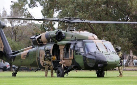 AIAA UNSW Holsworthy Army Aviation Site Visit