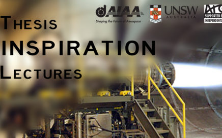 AIAA UNSW Thesis Inspiration Lectures