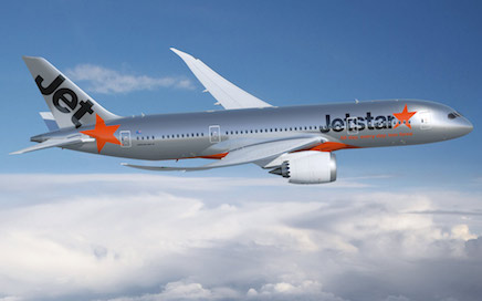 AIAA UNSW RAeS Jetstar B787 Introduction and Operation
