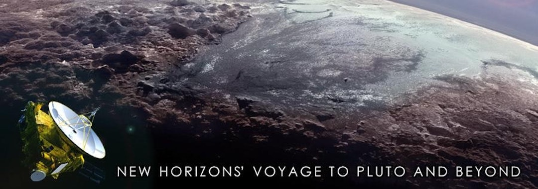 AIAA UNSW New Horizon's Voyage to Pluto and Beyond (AIAA Sydney Section)