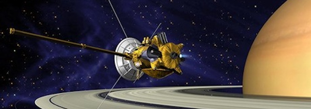 AIAA UNSW Revealing Saturn Cassini Mission